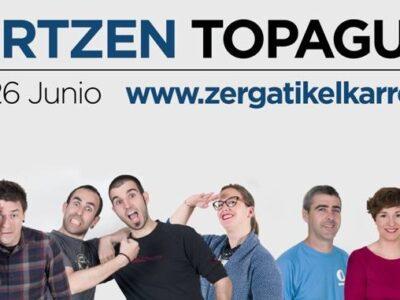 7. Sortzen Topagunea: ¡apúntate y conoce otras experiencias!