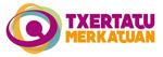 Logo Txertatu Merkatua