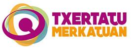 Logo txertatu merkatuan